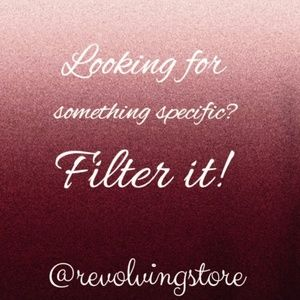 Filter for your size, brands and style!